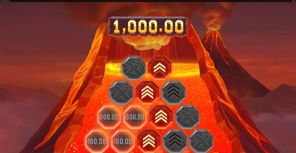 Mount Magmas Jackpots Slot - Daily Jackpot Awarded
