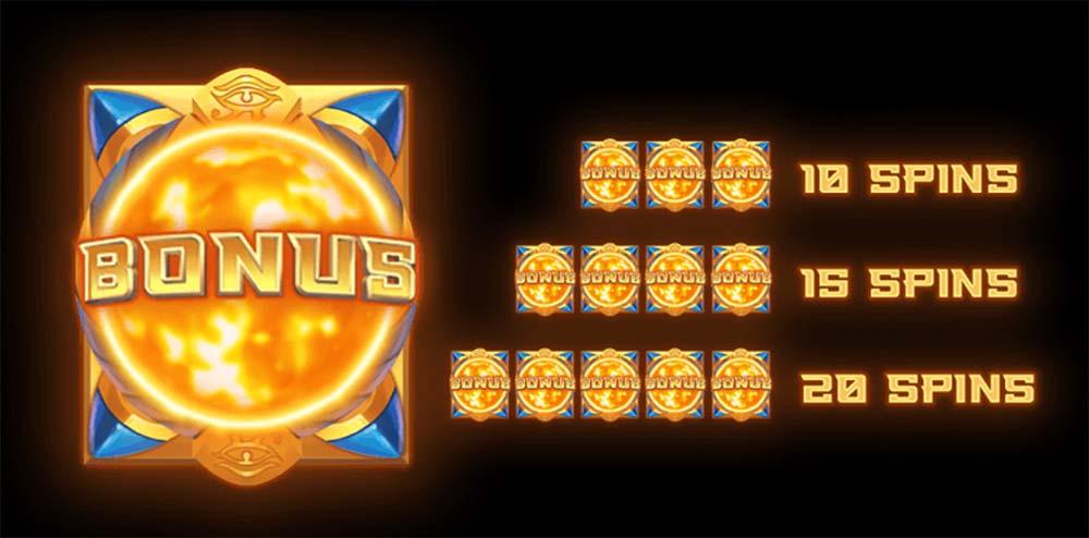 Pyramyth Slot - Scatters Info