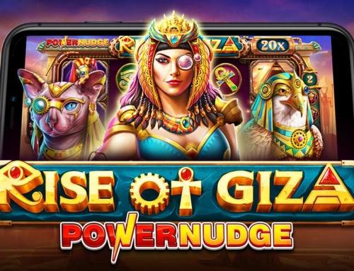 Rise of Giza PowerNudge Slot Review (Pragmatic Play)