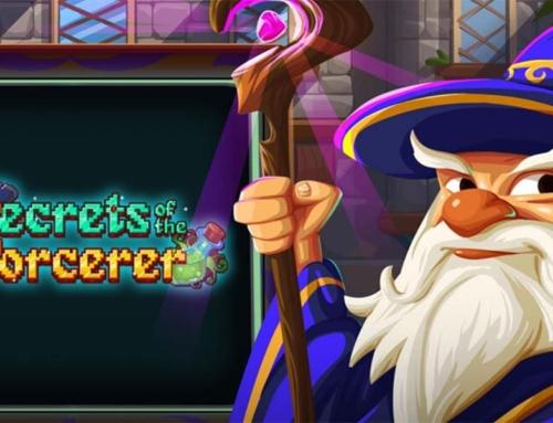 Secrets of the Sorcerer Slot Review (iSoftBet)