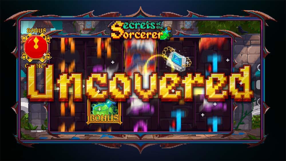 Secrets of the Sorcerer Slot - Secrets Uncovered Feature