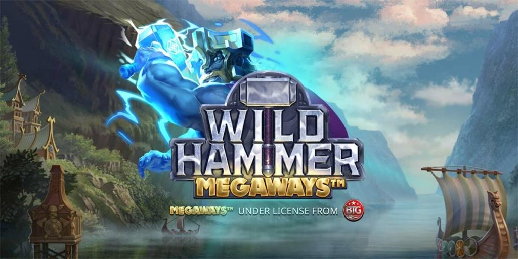 Wild Hammer Megaways Logo