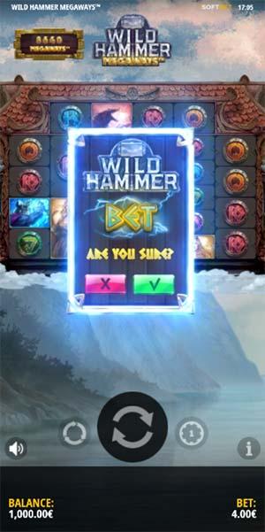 Wild Hammer Megaways Mobile Slot- Bonus Buy