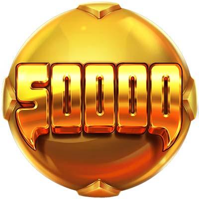 50,000x Instant Prize Bubble