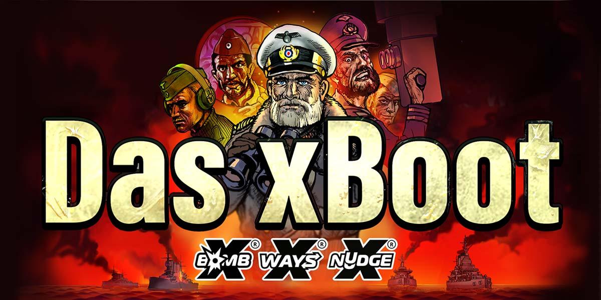 Das xBoot Slot Logo
