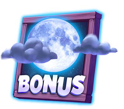 Big Bad Wolf Megaways Bonus Symbol