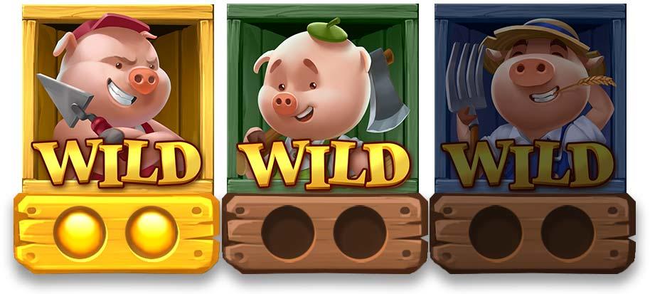 Pig Wild Collection Meter