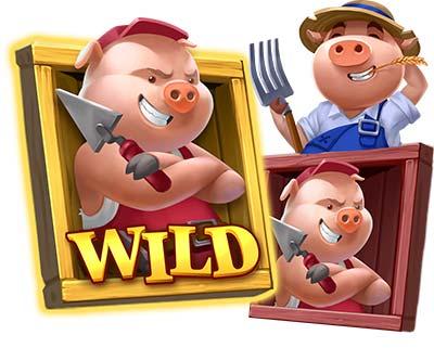 Pig Wild Symbol