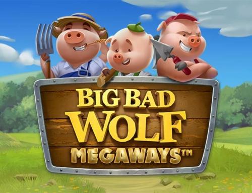 Big Bad Wolf Megaways Slot Review & Playtest (Quickspin)