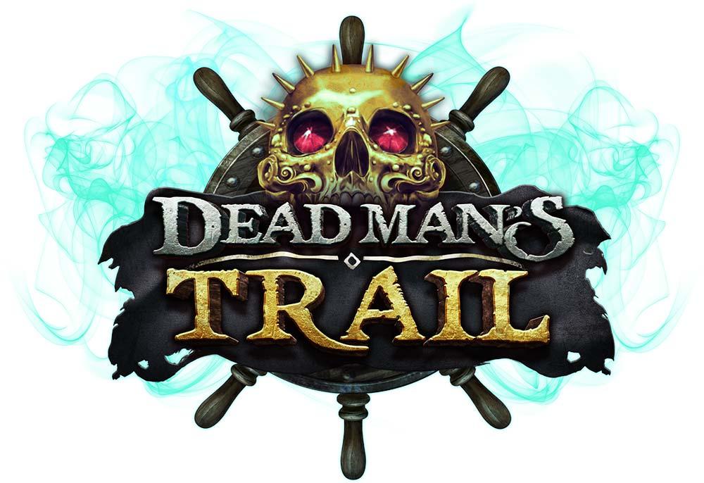 Dead Man's Trail Slot Logo
