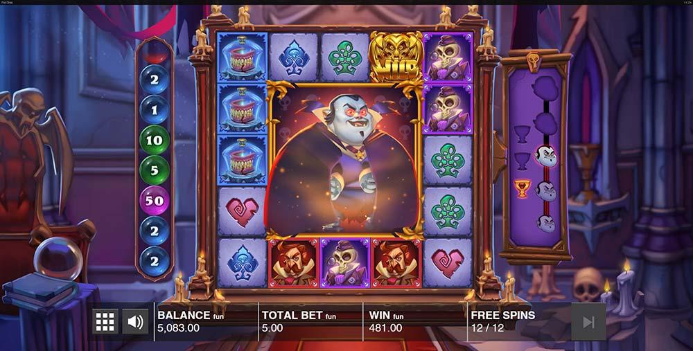 Fat Drac Slot - 3x3 Fat Drac Symbol