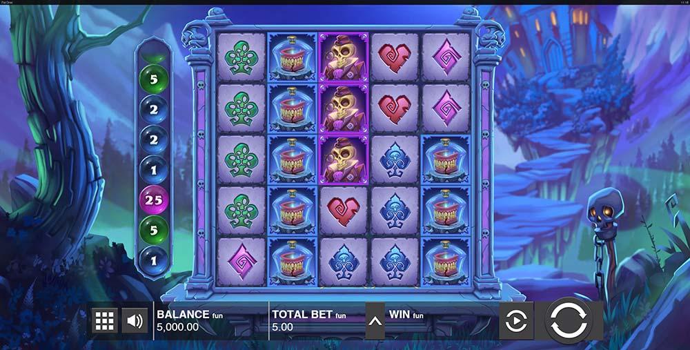 Fat Drac Slot - Base Game