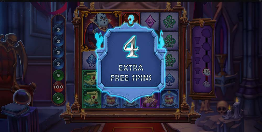 Fat Drac Slot - Extra Free Spins