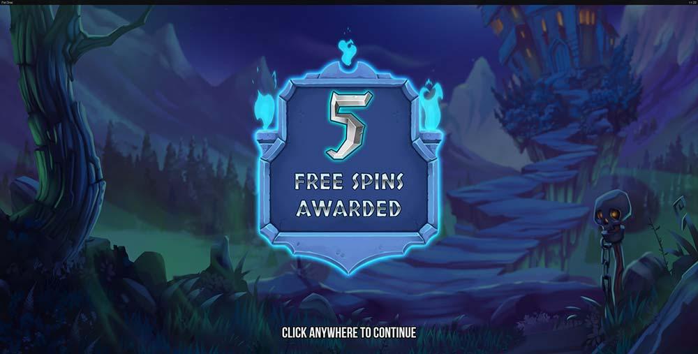 Fat Drac Slot - Free Spins Start