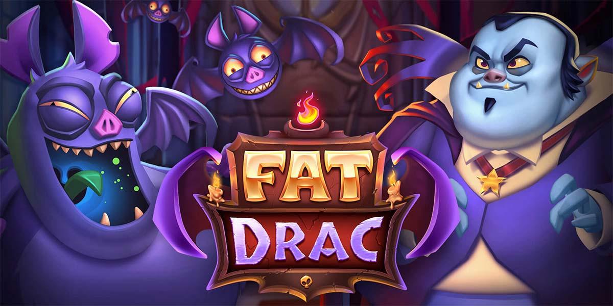 Fat Drac Slot header