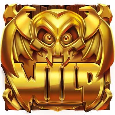 Fat Drac Slot Wild Symbol