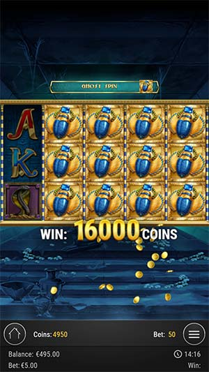 Ghost of Dead Mobile Slot - Ghost Spin