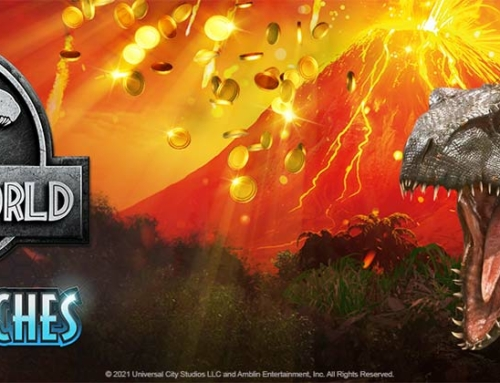 Jurassic World: Raptor Riches Slot Review & Playtest (Microgaming)