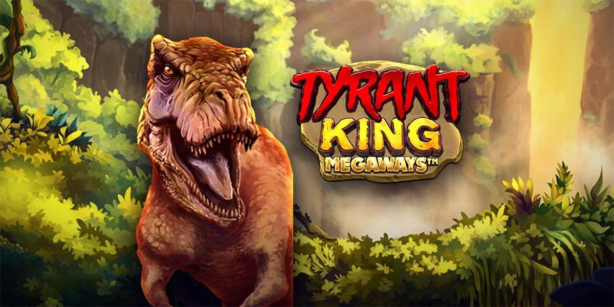 Tyrant King Megaways Slot Logo