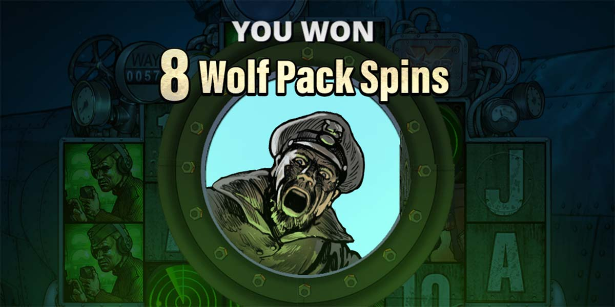Wolfpack Free Spins
