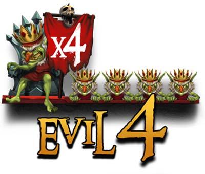 Evil 4 Feature
