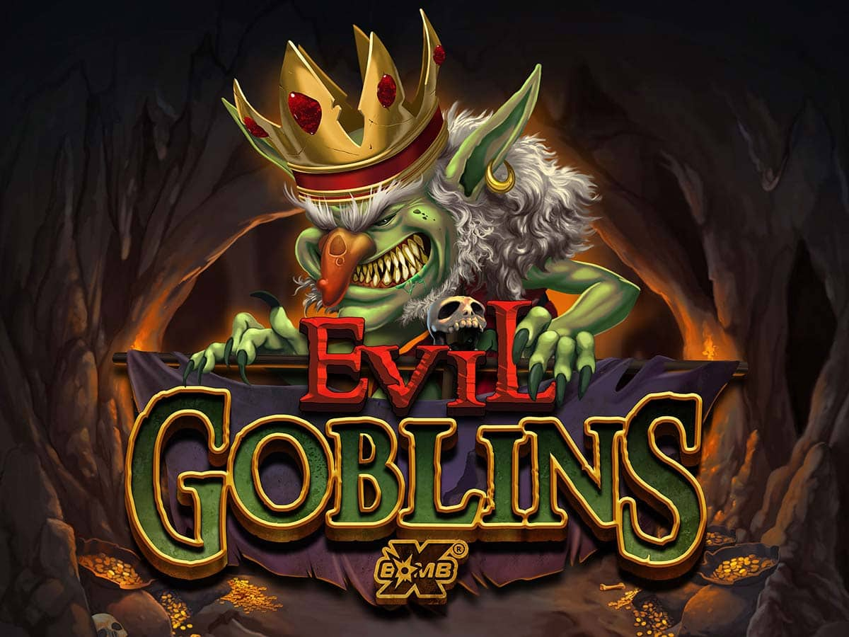 Evil Goblins Slot Logo