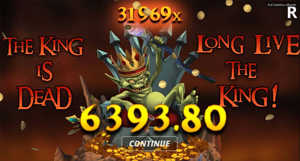 Evil Goblins Slot - Max Win Real Money