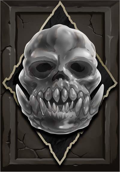 Evil Goblins Dead Wild Symbol