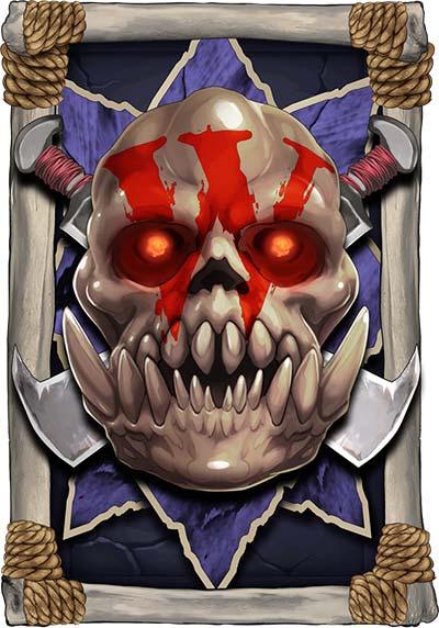 Evil Goblins Wild Symbol