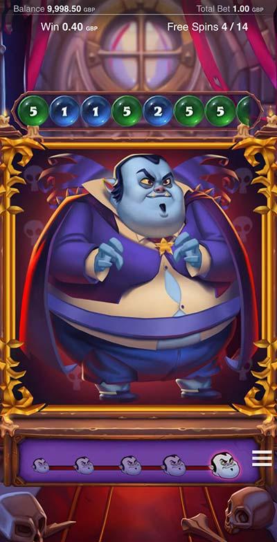 Fat Drac Mobile Slot - Fat Drac 5x5 Symbol