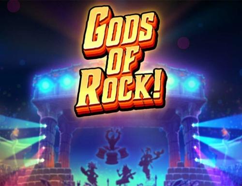 Gods of Rock Slot Review & Playtest (Thunderkick)