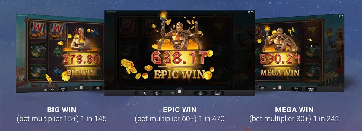 Helios Fury Win Probabilities