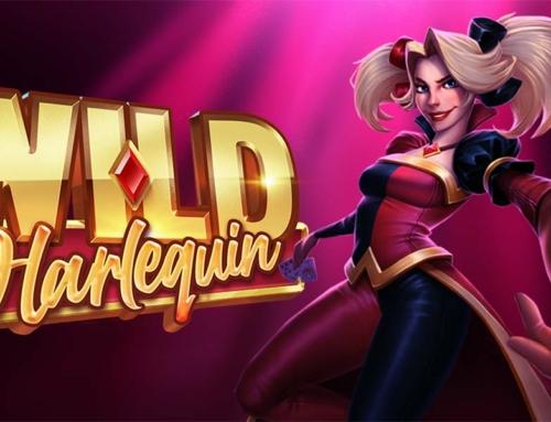 Wild Harlequin Slot Review & Playtest (Quickspin)